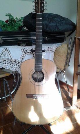 Guitarras c/pickups passivo e activo + Combo Stagg 60 Watt + Microfone