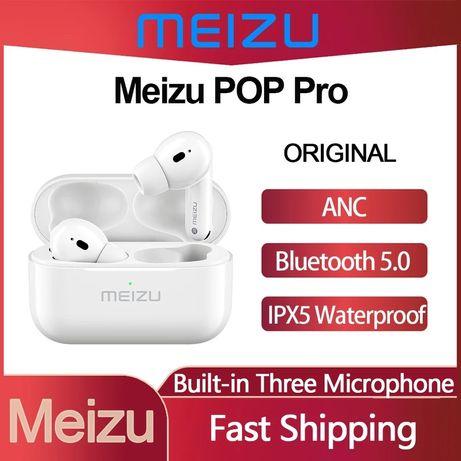 Наушники Meizu POP Pro - долгожданная новинка от бренда Meizu!