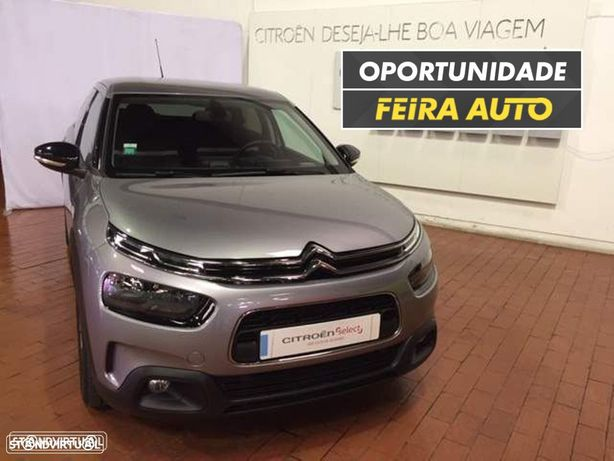 Citroën C4 Cactus 1.5 BlueHDi Feel