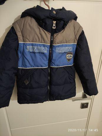 Куртка Geox на 3-4 роки