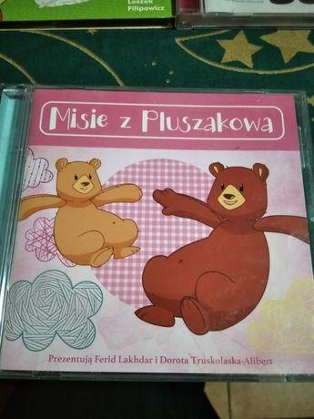Misie z Pluszakowa plyta CD