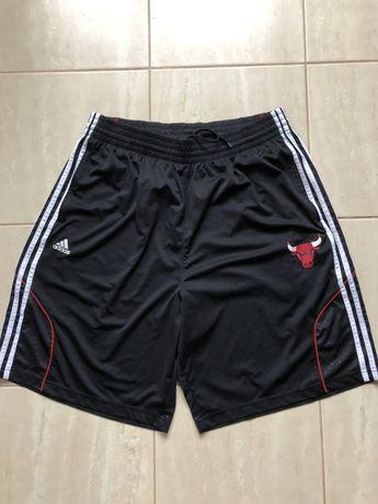 spodenki koszykarskie Adidas Chicago Bulls
