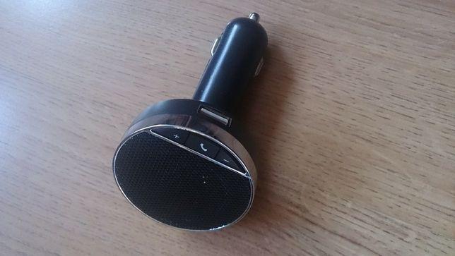 Zestaw głośnomówiący bluetooth, USB do samochodu SoundLogic.