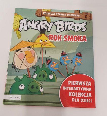 Książka - Angry Birds nr. 6