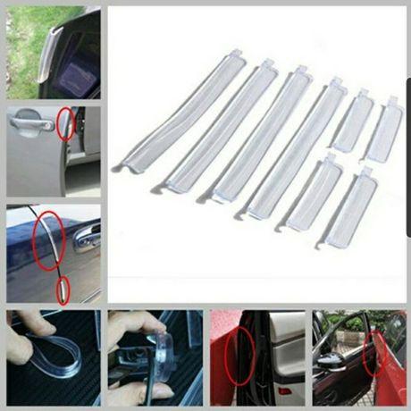 Protecções porta de automóvel