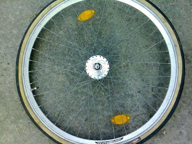Колесо для Велосипеда динамо втулка раз.28