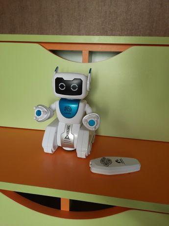 Інтерактивний робот на воді