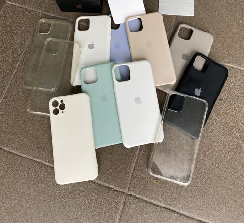 12 capas Iphone 11 Pro Max