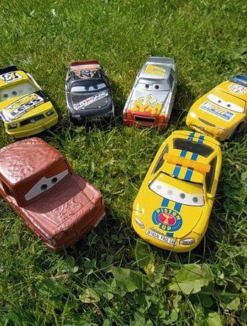 Cars samochody autka zestaw metalowe oryginalne Matell Disney