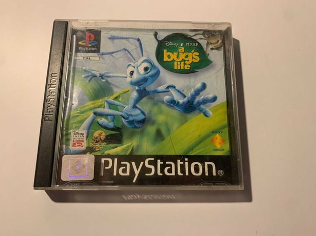 A Bugs Life PS1 Playstation 1