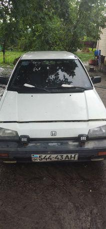 Honda civic 1987, ПО ЗАПЧАСТЯМ