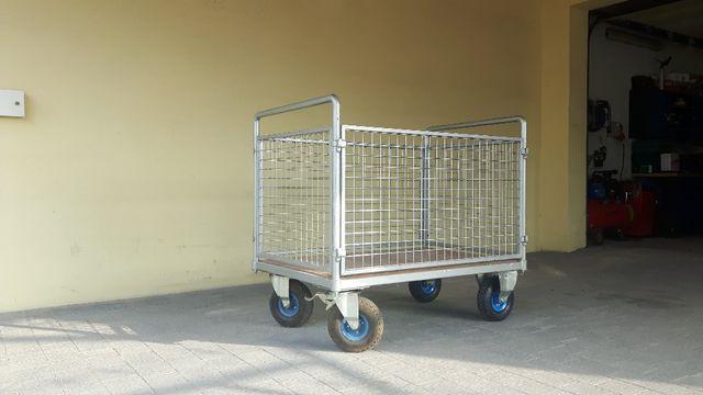Wózek transportowy wielofunkcyjny