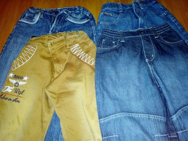 Paka spodnie 134