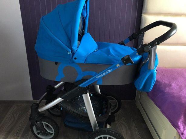 Коляска (візок) Lupo фірми Baby design group
