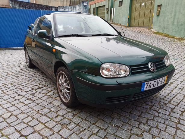VW Golf 1.9 TDI cabrio