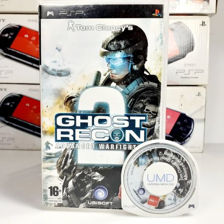 Tom Clancy's Ghost Recon Advenced Warfighter 2 SONY PSP #95