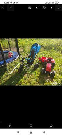 Продам велобайк дитячий трактор не продається)
