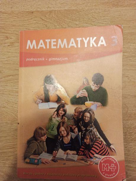 Matematyka 3 - podręcznik