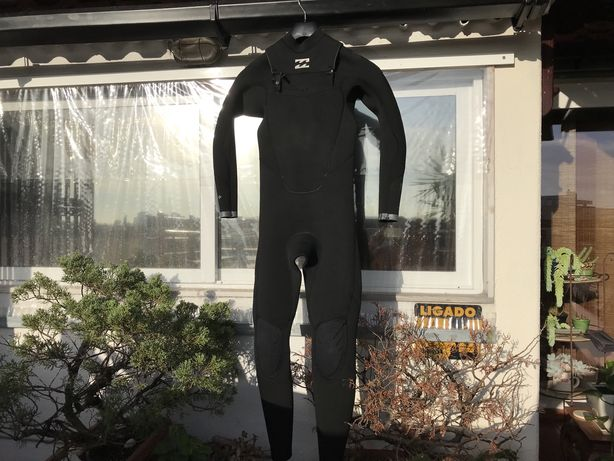 Fato surf body-board 4/3 Billabong Absolute
