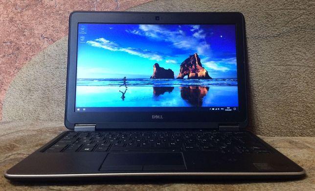 Ноутбуки из Европы. i7/ ssd256/ ram 12/ dell e7240/ HP pavillion 17