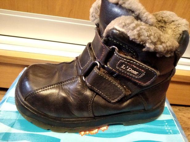 Ботинки, ботинки зимние за,сапоги