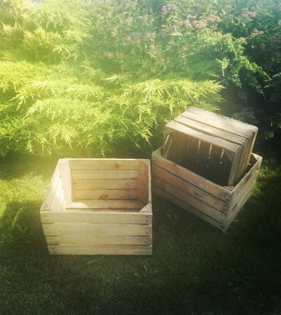 Skrzynka drewniana jedynka, skrzynki drewniane na jabłka, owoce 200szt