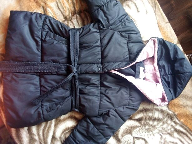 Куртка, р. М, холодная осень/теплая зима