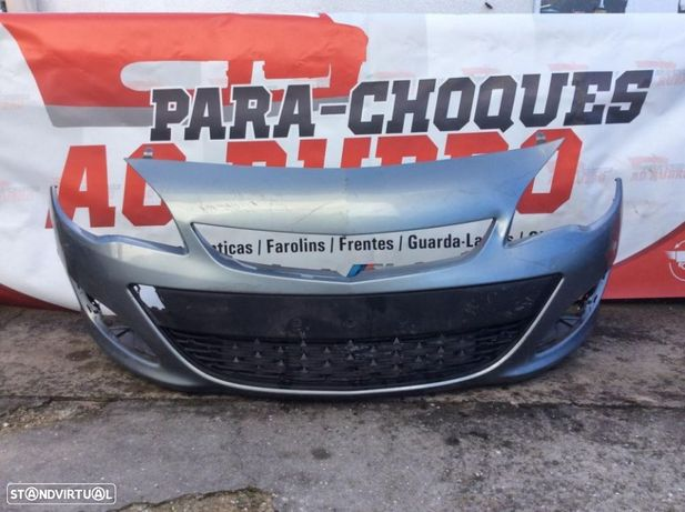 Parachoque Opel astra j