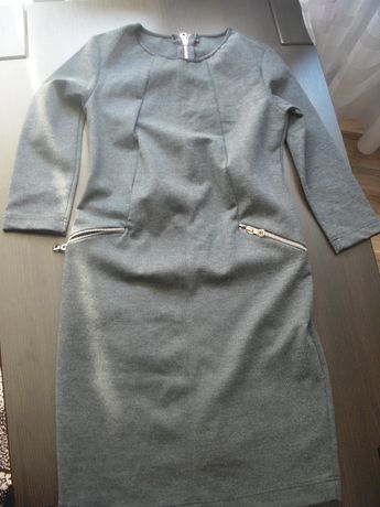 Elegancka sukienka rozmiar S/M,Gratis nowe rajstopy