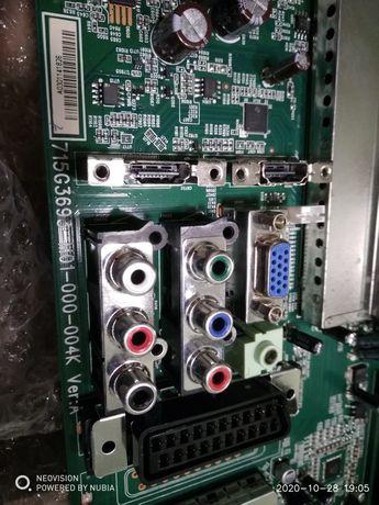 Płyta sygnałowa do telewizora LCD