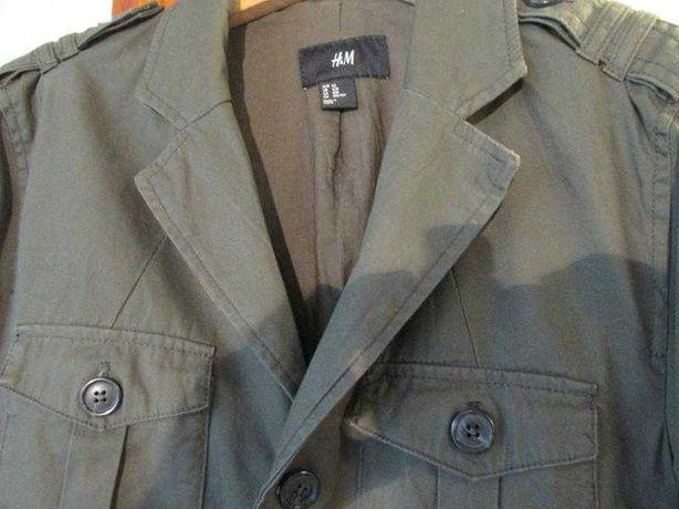 Куртка миллитари -кежуал (50/52)