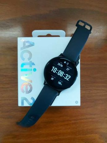 Samsung Galaxy Watch Active 2 40mm com garantia como novo