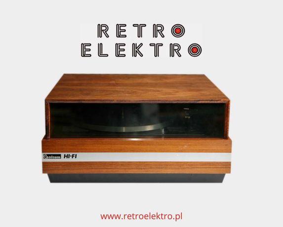 Dual Centrum HiFi gramofon vintage [Retro Elektro]