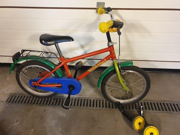 Rowerek dziecięcy 16 cali.