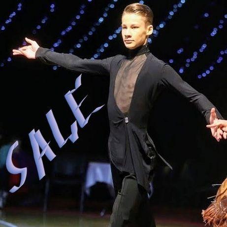 Продам рубашку для бальных танцев