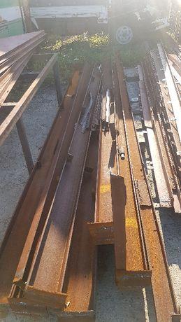 Ангар склад металлопрокат швеллер уголок ворота балки профнастил