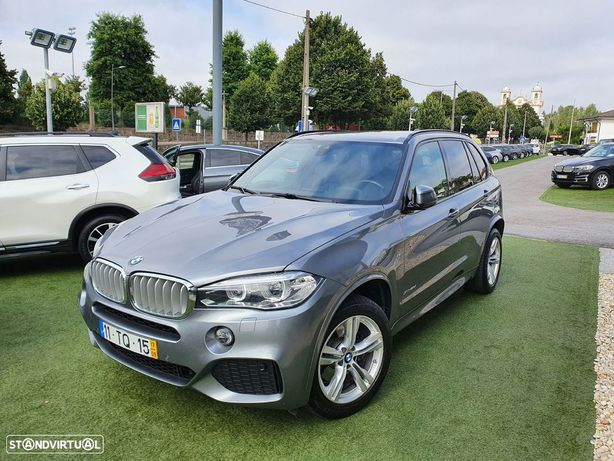 BMW X5 40 d xDrive Pack M
