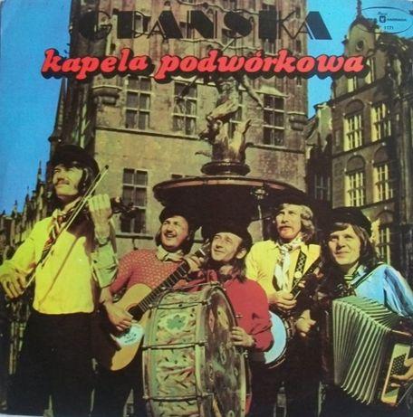 GDAŃSKA KAPELA PODWÓRKOWA - album płyta LP vinyl 33