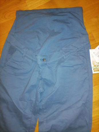 Spodnie ciążowe z panelem