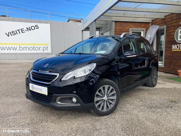 Peugeot 2008 1.6 BlueHdi 100cv