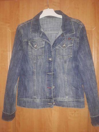 kurtka jeans roz L