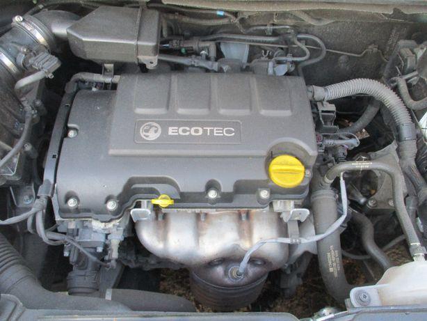 Opel Astra Corsa 1.2 A14XER B14XER Silnik Motor