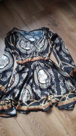 Tunika sukienka rozm. 40 Zamiana
