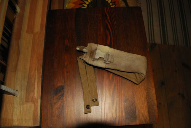 First Spear MBITR coyote brown/tan radio pouch | ASG | airsoft