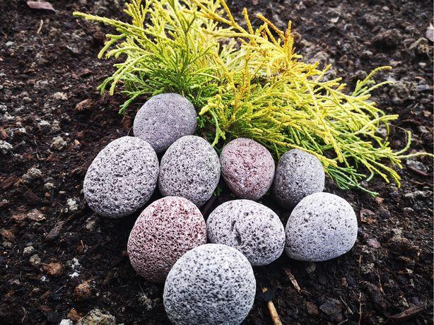 Otoczak lawa  / kamienie akwariowe / kamienie ogrodowe