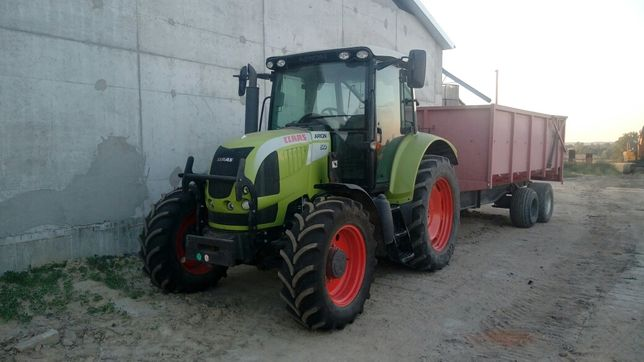 Claas Arion 520 12r
