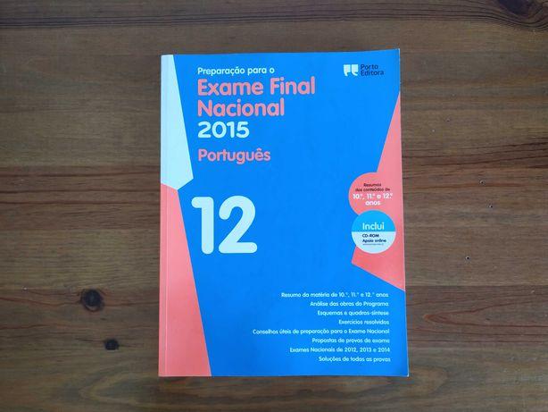 Manual de Português para Preparação para os Exames Nacionais