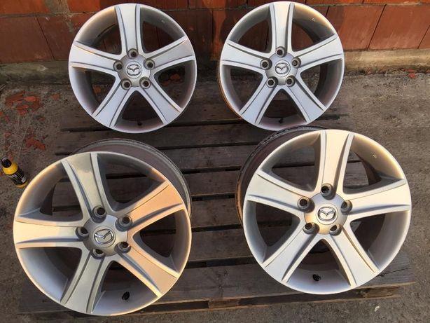 Oryginalne felgi 16'' Mazda 3,5,6 5x114,3 Radom