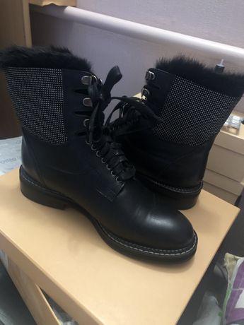 Зимние сапоги ботинки Estro 38р