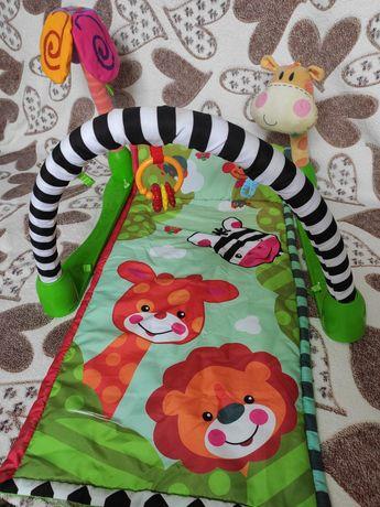 Розвиваючий дитячий коврик FitchBaby (Развивающий коврик)